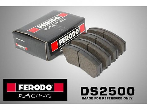 Suzuki Swift Ferrodo DS2500 Brake Pads Image 1