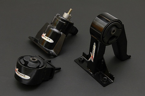 Hardrace SUZUKI SWIFT ZC31 HARDEN ENGINE MOUNT 3PC/SET RACE Image 1