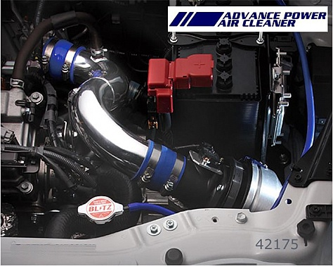 Blitz Advance Power Intake Suzuki Swift ZC32 Image 1