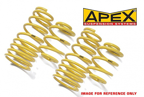 APEX LOWERING SPRING KIT MR2 ZZW30 Image 1