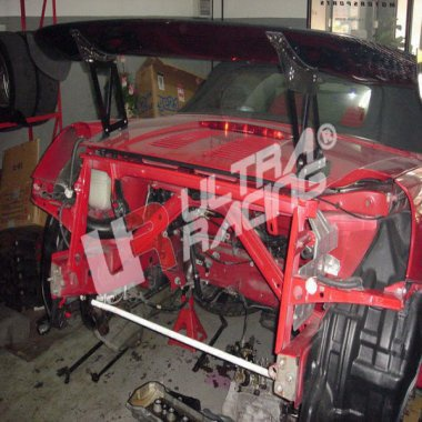 Ultra Racing Rear ARB MR2 Roadster W30 Image 1