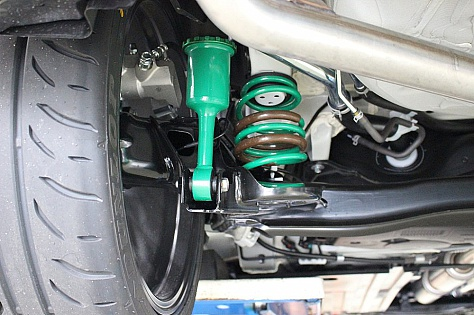 Suzuki Swift Sport ZC33S Tein Coilovers Image 1