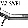 Bastuck Exhaust Swift Sport ZC33S 2018+ Image 1