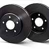 CTC Performance Front Brake Discs Suzuki Swift Sport ZC31S 2005-2010 Image 1