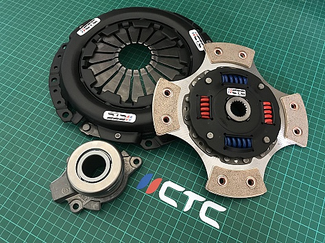 CTC Performance Paddle Clutch Suzuki Swift Sport ZC33S 1.4T 2018+ Image 1