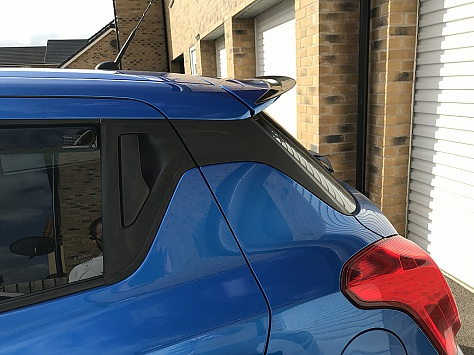CTC Performance Swift Sport Add On Lip Spoiler Extension ZC33S 2018+ Image 1