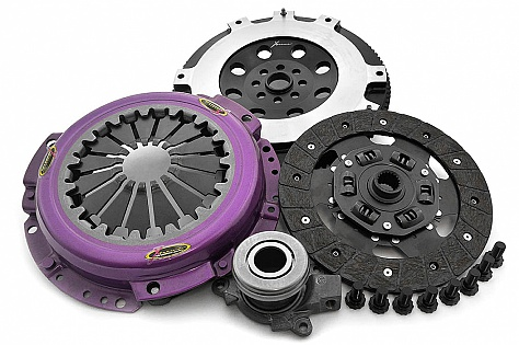Swift Sport ZC33S Xtreme Clutch Kit Inc Flywheel & Concentric Slave Cylinder-Sprung Organic Image 1