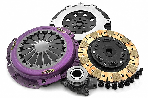 Swift Sport ZC33S Xtreme Clutch Kit Inc Flywheel & Concentric Slave Cylinder Image 1