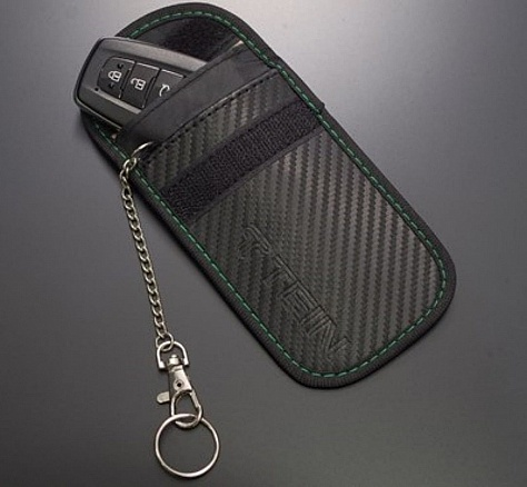 Tein Keyless Entry Anti Theft Security Wallet Key  Case Image 1