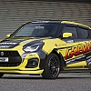 Greddy Suzuki Swift Sport ZC33S Front Lip K14C