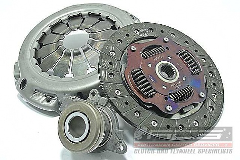 Xtreme Clutch Suzuki Swift Sport ZC32S Organic with bearing Image 1