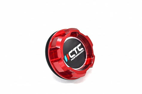 CTC Performance Alloy Oil Filler Cap Suzuki Swift Type MZ ZC11A ZC21A ZC31A Image 1