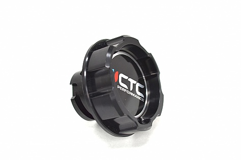 CTC Performance Alloy Oil Filler Cap Suzuki Swift Type AZ ZC33S K14C K14D Image 1