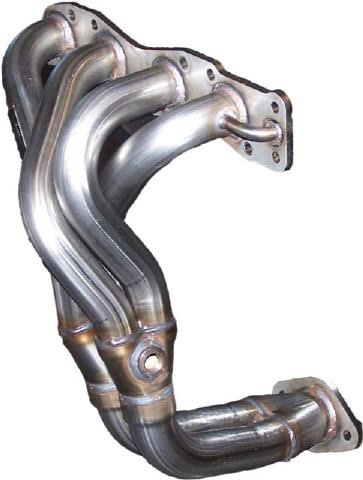 Piper Stainless 4-2-1 Exhaust Manifold For Suzuki Swift Sport 1.6 VVT & 1.3/1.5 Manual Image 1