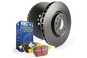 EBC Brakes Pad And Disc Kit To Fit Front - i30N Image 1