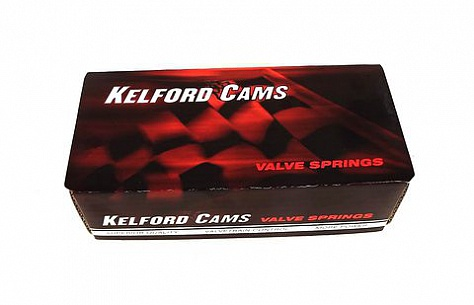 Kelford Suzuki Swift Sport (M16A Engine) Spring & Titanium Retainer Set Image 1