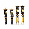 YELLOW SPEED RACING PREMIUM COMPETITION COILOVERS SUZUKI SWIFT 05-10 Image 1