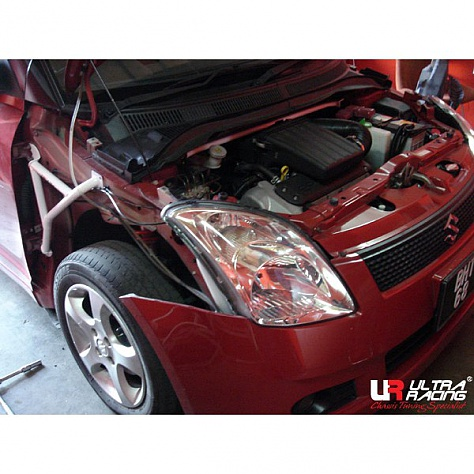Suzuki Swift 05-10 Ultra Racing Fender Bars Image 1