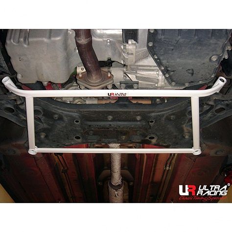 Suzuki Swift  2004-2010 Ultra Racing Front Lower Brace LA4-223 Image 1